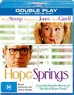 Hope Springs (2012) (Double Play) (Blu-ray/Digital Copy)