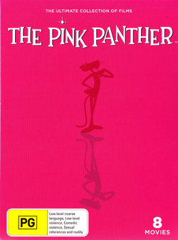 Pink Panther: Box Set (The Pink Panther/A Shot in the Dark/The Pink Panther Strikes Again/Revenge of the Pink Panther/Trail of the Pink Panther/Curse
