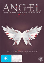 Angel: The Complete Collection (Seasons 1 - 5)