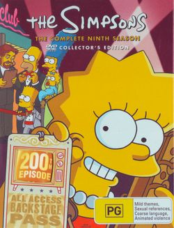 The Simpsons: Season 9 (Collector's Edition)