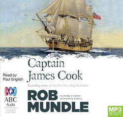 Captain James Cook (MP3)