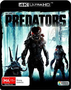 Predators (4K UHD)