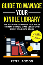 Guide to Manage Your Kindle Library