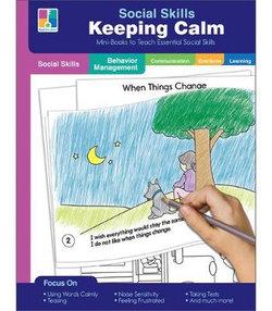 Social Skills Mini-Books Keeping Calm