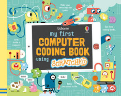 My First Computer Coding Book with Scratch Jr