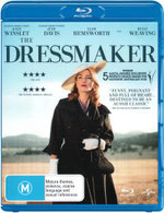 The Dressmaker (Blu-ray/UV)