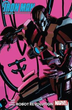 Iron Man 2020 Robot Revolution