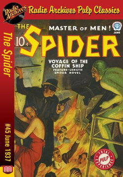 The Spider eBook #45