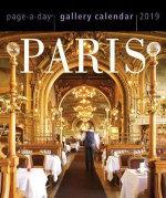Paris Page-A-Day Gallery Desk Calendar 2019
