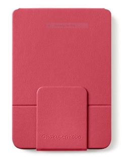 Kobo Clara HD Sleep Cover Rose Red