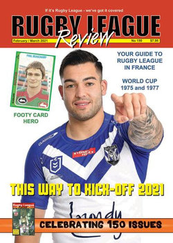 Rugby League Review - 12 Month Subscription