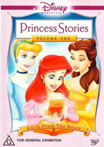 Disney Princess Stories: Volume 1 - A Gift from the Heart