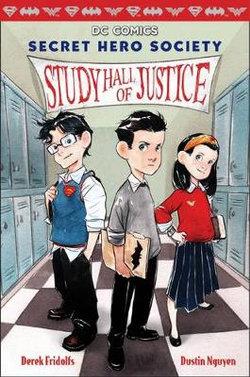 DC Comics: Secret Hero Society - Study Hall of Justice