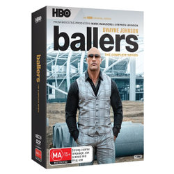 Ballers: The Complete Series