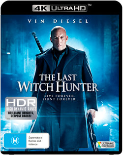 The Last Witch Hunter (4K UHD)