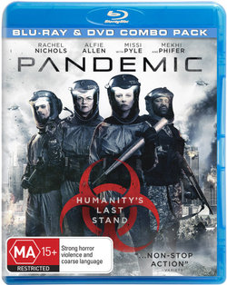 Pandemic (Blu-ray/DVD)