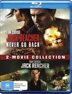Jack Reacher: Never Go Back / Jack Reacher (2-Movie Collection)