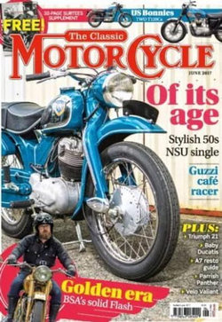 The Classic MotorCycle (UK) - 12 Month Subscription