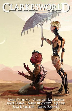 Clarkesworld Magazine Issue 142