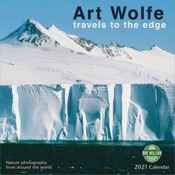 Art Wolfe 2021 Wall Calendar
