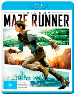 Maze Runner Trilogy (The Maze Runner / The Maze Runner: Scorch Trials / The Maze Runner: Death Cure)