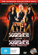 Charlie's Angels (2000) Plus Charlie's Angels: Full Throttle (The Ultimate Collector's Pack)