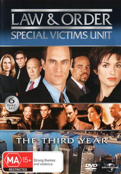 Law & Order: Special Victims Unit - Year 3