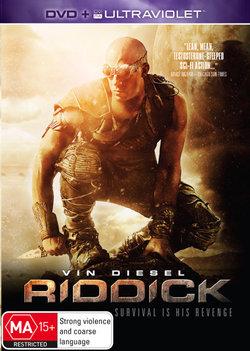 Riddick (DVD/UV)
