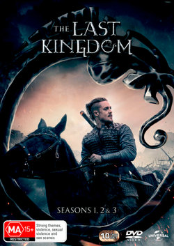 The Last Kingdom: Seasons 1, 2 & 3