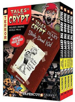 Tales from the Crypt Boxed Set: Vol. #5 - 8