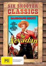 The Nevadan (Six Shooter Classics)