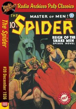 The Spider eBook #39