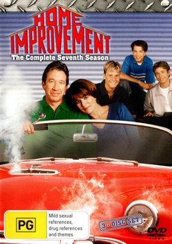 Home Improvement: Season 7 (3 Discs)