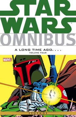 Star Wars Omnibus A Long Time Ago… Vol. 4
