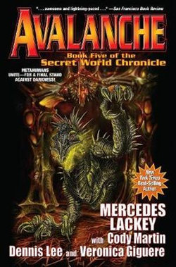 Avalanche: the Secret World Chronicles