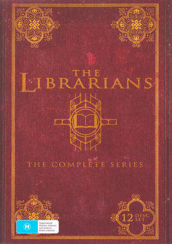 The Librarians (2014): The Complete Series (Seasons 1 - 4)