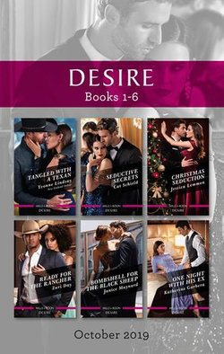 Desire Box Set 1-6/Tangled with a Texan/Seductive Secrets/Christmas Seduction/Ready for the Rancher/Bombshell for the Black Sheep/One Night