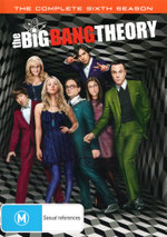 The Big Bang Theory: Season 6 (DVD)