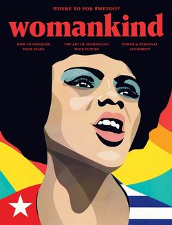 Womankind - 12 Month Subscription