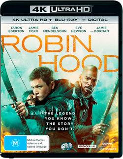 Robin Hood (2018) (4K UHD / Blu-ray / Digital)