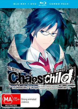 Chaos;Child (Blu-ray/DVD)