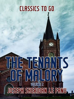 The Tenants of Malory, Volume 2