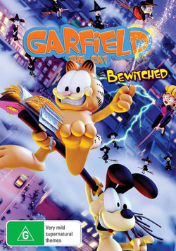 Garfield the Cat: Bewitched