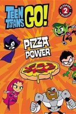 Teen Titans Go! - Pizza Power