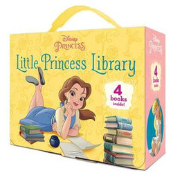 Little Princess Library (Disney Princess)