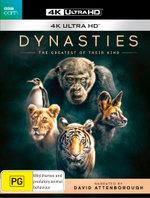 Dynasties (4K UHD/Blu-ray)