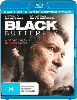 Black Butterfly (Blu-ray/DVD)
