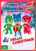 PJ Masks: Hello Christmas! (Limited Edition)