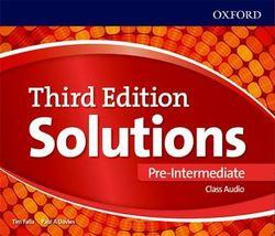 Solutions 3e Pre-Intermediate Class CD X3 (Excludes Poland)