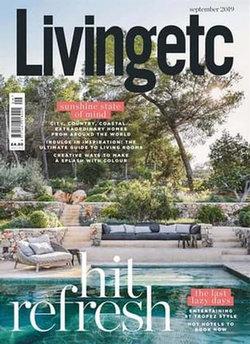 Living Etc - 12 Month Subscription